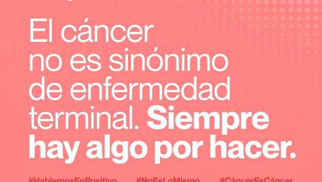 cancer camapaña hablemos en positivo (3)