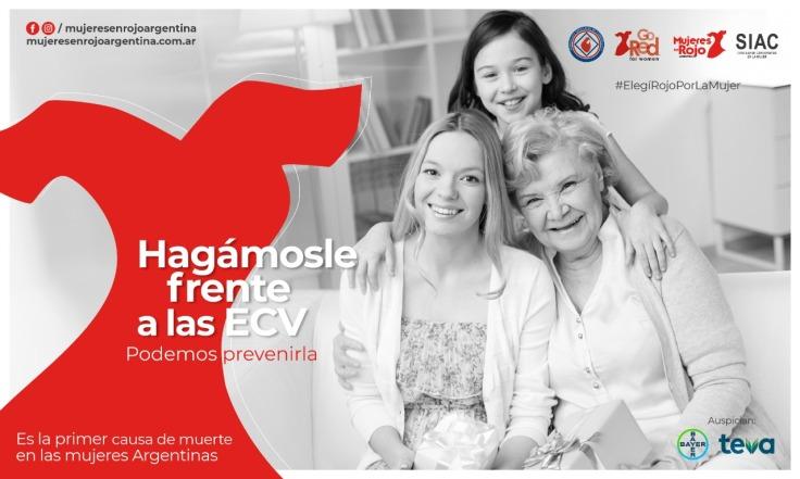 codigo salud online Una de cada tres mujeres muere por enfermedad cardiovascular (1)