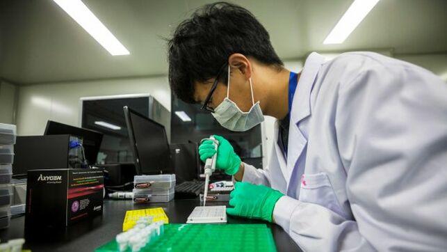 codigo salud online La OMS crea un registro mundial para investigaciones sobre edición del genoma humano (2)