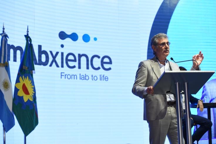 Laboratorio argentino inaugura planta de anticuerpos monoclonales biosimilares (1)