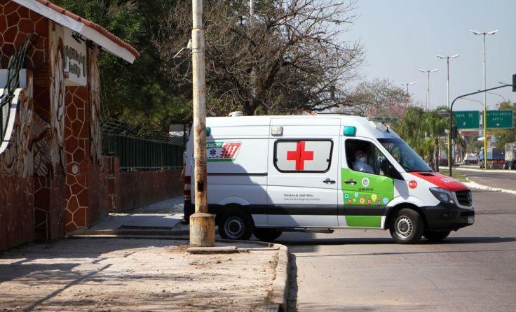codigo salud online ambulancia